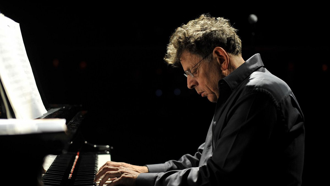 Works for Piano by Philip Glass performed by Philip Glass and Maki Namekawa — 9 November 2016 / 20:00 at Archa Theatre