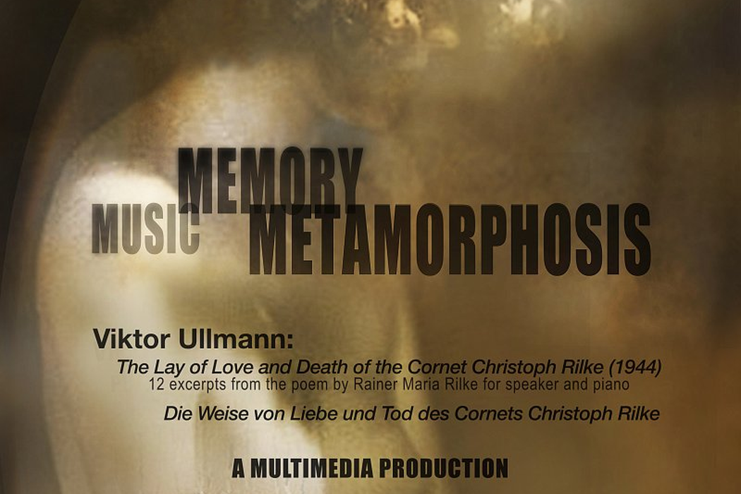 Music–Memory–Metamorphosis / 18 January, 17:30 / English-friendly