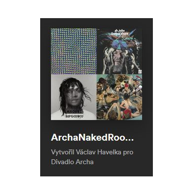 Playlist Václava Haveky
