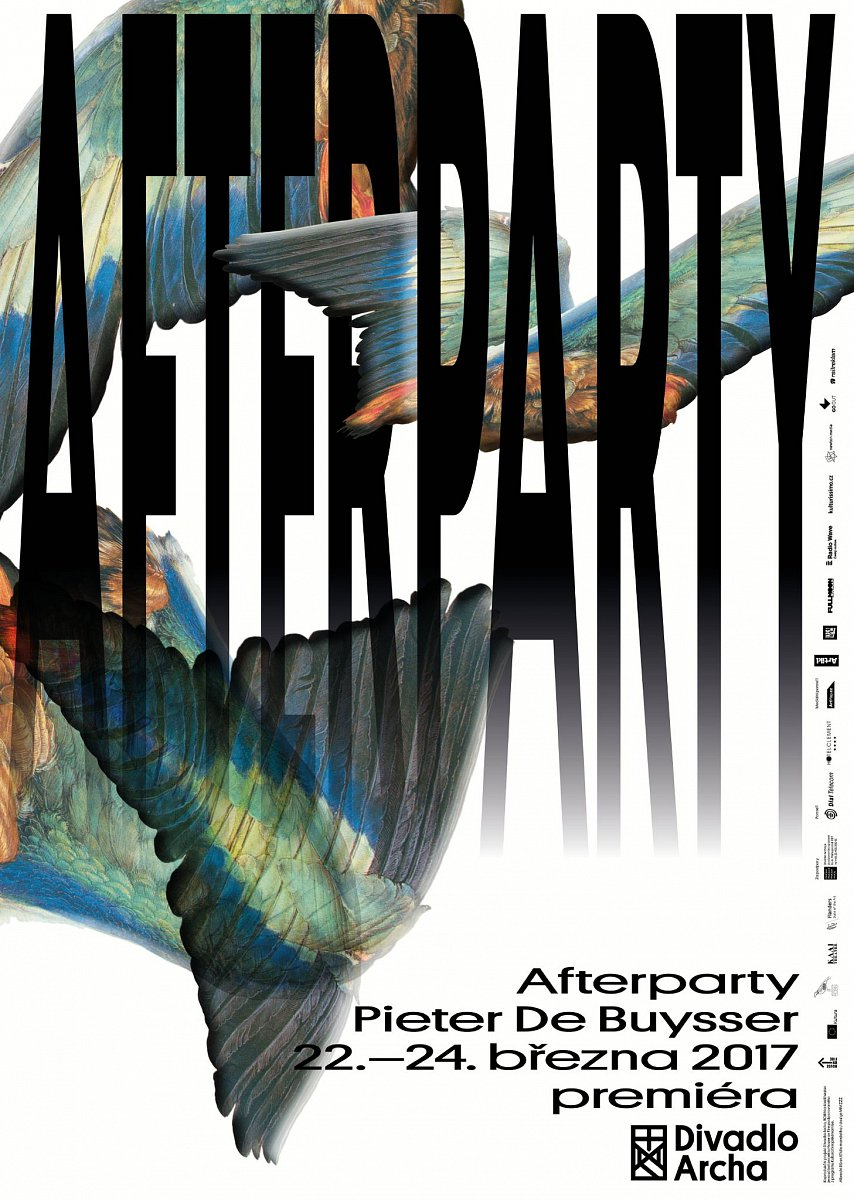 Pieter De Buysser / Divadlo Archa — Afterparty / The After Party