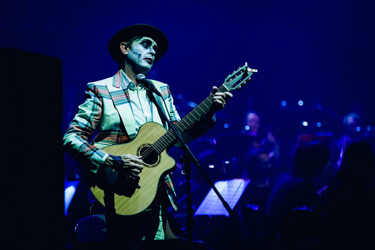 The Tiger Lillies & Berg Orchestra — Bohemian Nights
