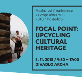 Focal Point: Upcycling Cultural Heritage