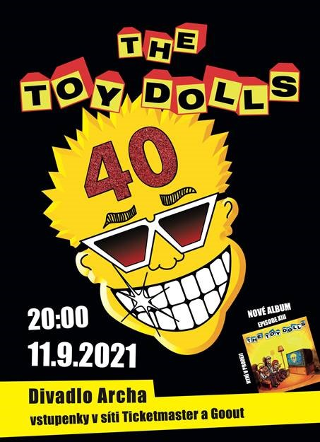The Toy Dolls 40