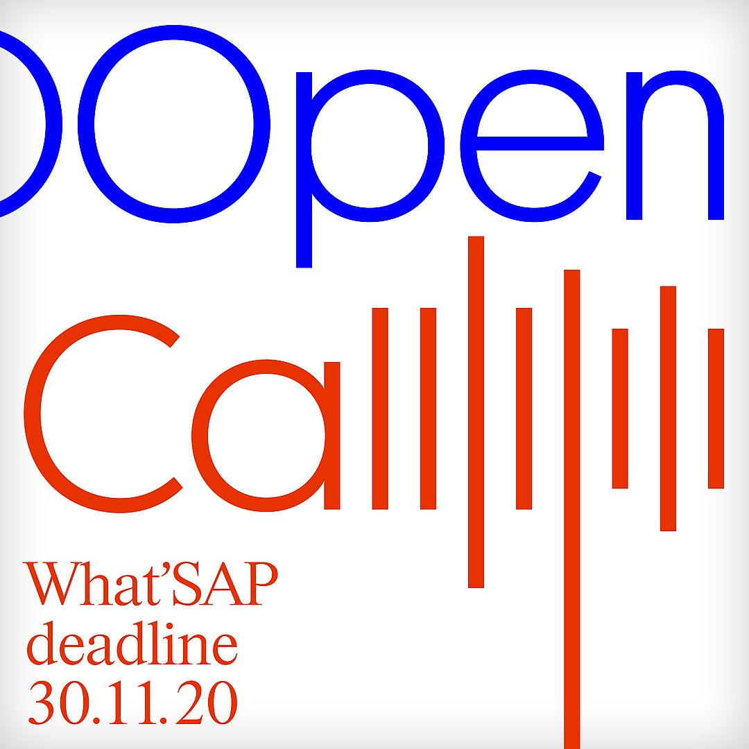 What'SAP Open Call